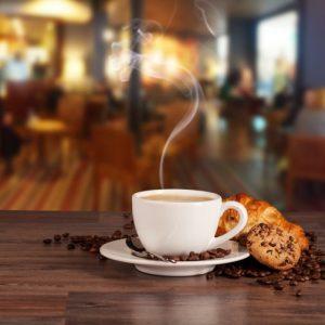 Foto-café-humo-dulces-